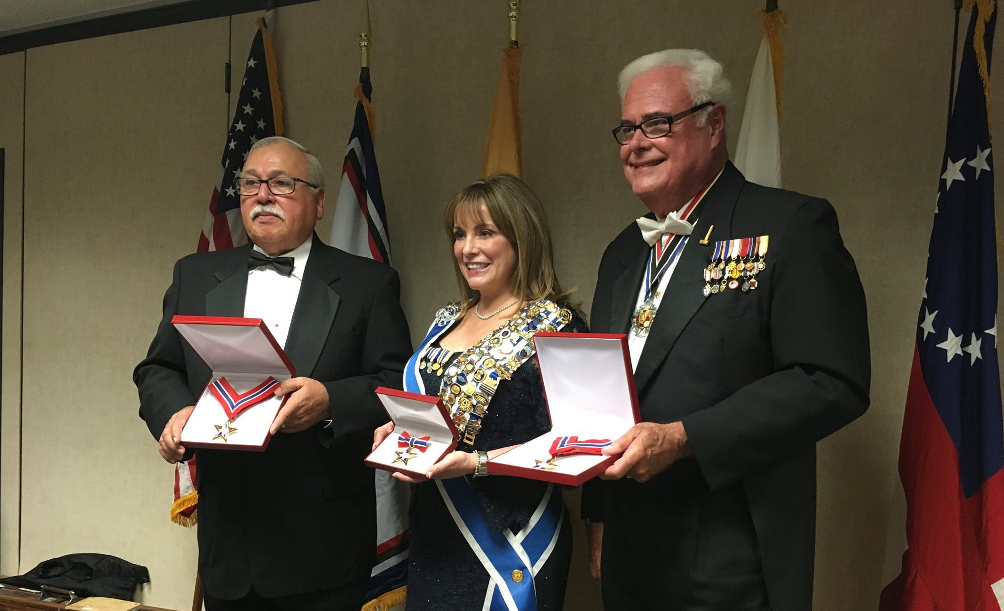 2017 Hall of Fame Awardees